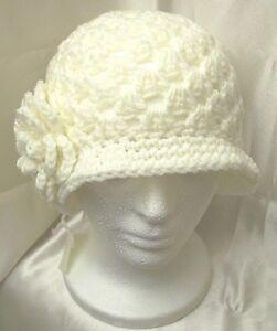Handmade to Order Custom Cloche 20s Flapper Winter Hat