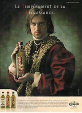 PUBLICITE ADVERTISING 2010  CARAPELLI huile d'olive