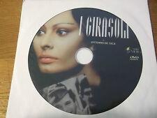"DVD  "" I GIRASOLI "" VITTORIO DE SICA SOFIA LOREN - DA EDICOLA - (142)"