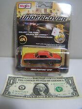 Maisto Need For Speed Undercover 1965 Pontiac GTO Series 9.1 - 2009
