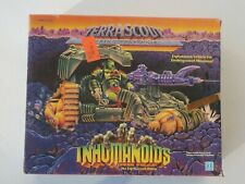 Inhumanoids Terrascout Earth Corps Vehicle 1986 Hasbro  Factory sealed box.
