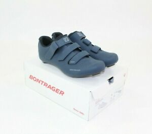 Bontrager Men's Starvos Road Shoe Blue/Gray Size US 12 NWB