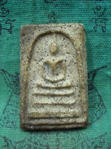 Phra Somdej Toh Wat Rakang Temple Talisman Buddhism Monk Old Thai Buddha Amulet