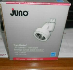 Juno T254L Trac Head Trac-Master® LED Track Light Head 3000K White