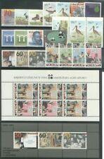 jaargang 1984 postfris (MNH) met blokjes