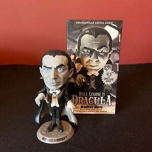 "Retro-A-GoGo DRACULA 4.5"" Vinyl Figure ""Midnight Movie"" Bela Lugosi"