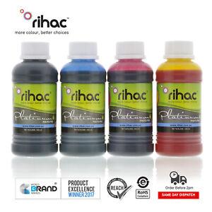 Rihac 252 252XL 254XL Refill INK For EPSON WF-3640 WF-7610 WF-7620 WF-3620 CISS