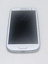 Samsung Galaxy S III S3 16GB  SGH-T999 White T-Mobile Unlocked Smartphone