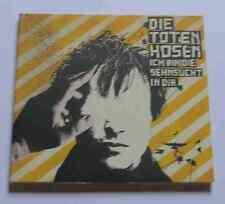 Die Toten Hosen - Ich bin die Sehnsucht in Dir .MAXI CD MCD Niemandslied
