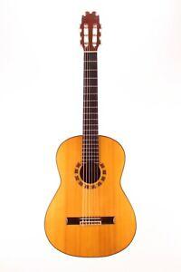 Francisco Montero 1993 - Meistergitarre - furiose Flamenco Gitarre + video!