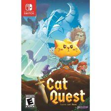 Cat Quest (Nintendo Switch) With Exclusive Bonus Stickers Brand New