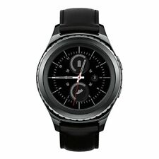 SAMSUNG GALAXY GEAR S2 CLASSIC SMARTWATCH BLACK (T-MOBILE) 4G CAPABLE