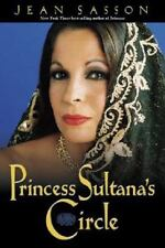 Princess Sultana's Circle by Jean Sasson (2002, Paperback)