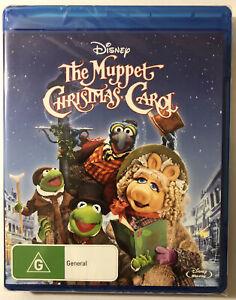 The Muppet Christmas Carol Blu-Ray  - New & Sealed - Muppets