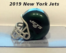2019 New York Jets Gumball Football Helmets UPDATE NY Jets Machine NEW Custom
