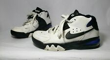 Nike Air Force Max Charles Barkley Basketball Shoes AH5534-100 Size 9