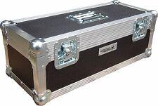 "7"" Single 300 Swan Flight Case Vinyl Record Box (Hex)"