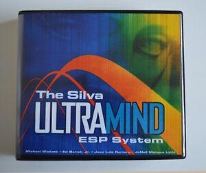 The Silva Ultramind ESP System - Audio Book 10CDs
