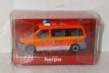 D265 Herpa Mercedes-Benz Vito pronto soccorso BF Salzgitter 1:87 in OVP 043762