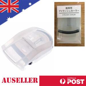 MUJI Portable eyelash Curler eye curling cosmetic Japan Lash Curling Make up AU