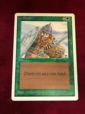 MTG Magic the Gathering Unlimited ICE STORM light play (JW3)