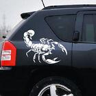 Reflective Sticker Scorpions Car Stickers Vinyl Waterproof Art Decals Durable