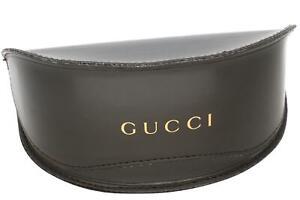 Gucci Sunglasses Case (L)15cm x (W)8cm x (H)6.5cm Ex-Display