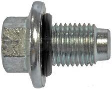 Engine Oil Drain Plug Dorman 65266