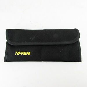 Tiffen Filter Case pouch wallet holder for 4 x up to 72mm