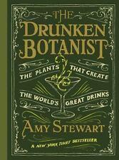 The Drunken Botanist, Amy Stewart, Very Good Book