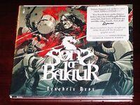 Sons Of Balaur: Tenebris Deos CD 2016 Season Of Mist Recs SOM 388D Digipak NEW