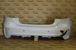 MERCEDES-BENZ A-CLASS AMG W176 FROM 2012 TO 18 GENUINE REAR BUMPER (5758)