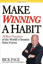 Make Winning a Habit: 20 Best Practices of the Wor