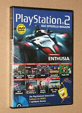 PS 2 Offizielle Magazin Demo DVD Full Spectrum Warrior Jak 3 Juiced etc  05/2005