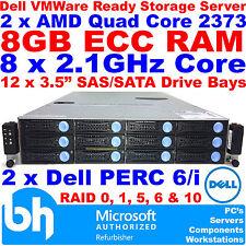 Dell AMD Server mit Firmennetzwerke