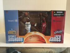 McFarlane NBA Lebron James & Carmelo Anthony 2 pack