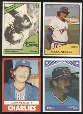 1978-1983 TCMA Mark Mercer Lot - Minneapolis MN, West High School, Rangers, A403