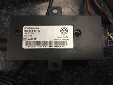VW IPOD ADAPTER GENUINE BOX  000051444K 000 051 444 K PASSAT GOLF
