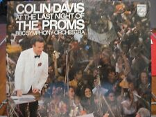 "BBC SYMPHONY ORCHESTRA ""Colin Davis At The Last Night Of The Proms"" IMPORT"