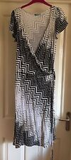 Miso Wrap Dress, Size L (14) - Gorgeous!