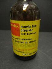 Kodak Movie Film Cleaner 4 Fluid Oz. 60% full