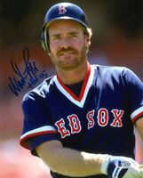 WADE BOGGS SIGNED AUTOGRAPHED 8x10 PHOTO + HOF 05 BOSTON RED SOX BECKETT BAS