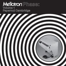 "PAPERNUT CAMBRIDGE Mellotron Phase Volume 1 vinyl 10"" + MP3 NEW lounge library"
