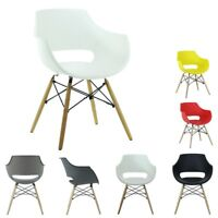 modern  Eiffel  chair retro  armchair ..