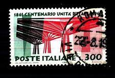 ITALIA REP. - 1961 - Centenario dell'Unità d'Italia - 300 lite