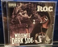 The R.O.C. - Welcome to the Darkside CD twiztid house of krazees icp blaze rare