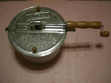 Whirley - Pop Stove Top  Popcorn Popper Wabash Valley Farms