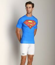 Authentic Under Armour Superman Compression Top Size Small