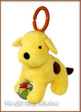 SPOT THE DOG JIGGLE ATTACHABLE PLUSH SOFT TOY OFFICIALLY LICENCED BNWT 0+ GIFT