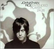 JOHNATHAN RICE : EXTENDED PLAYER - 24:36 (CD) sealed